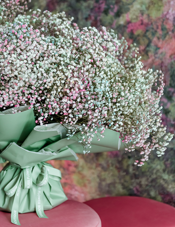 BLISS-FLOWER -BOUQUET-SPECTRUM-RAINBOW-GYPSOPHILIA-3